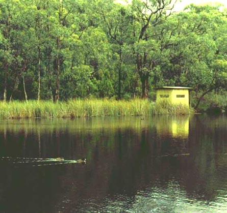 Woorabinda lake
